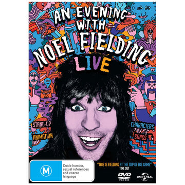 Evening With Noel Fielding Live, An