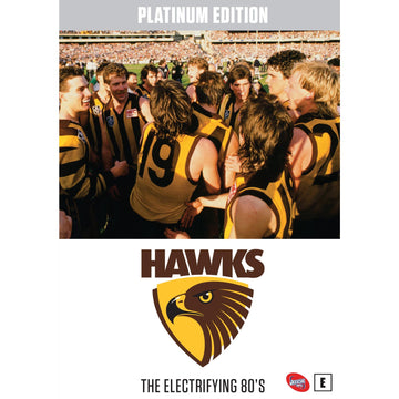 AFL - Hawthorn The Electrifying 80S (Platinum Edition)