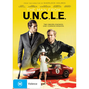 Man From UNCLE, The