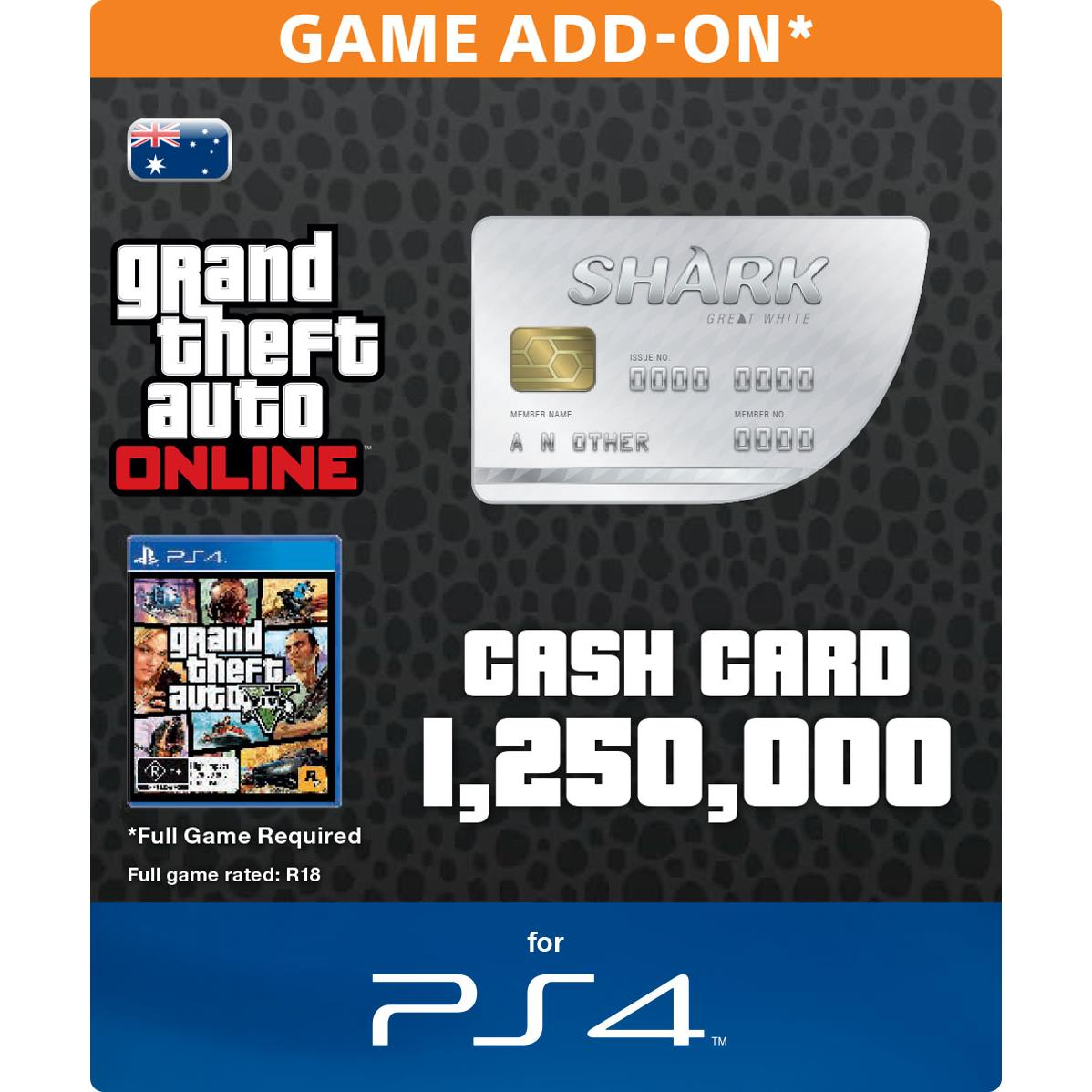https://www.jbhifi.com.au/products/playstation-4-grand-theft-auto-online-1250000-great-white-shark-card-digital-download  2020-10-25T21:25:03+11:00 daily  https://cdn.shopify.com/s/files/1/0024/9803/5810/products/881685-Product-0-I.jpg?v=1572323398  ...