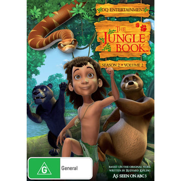 Jungle Book, The - Season 2 Volume 2