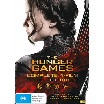 Hunger Games, The - Complete Film Collection