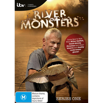River Monsters - Series 1