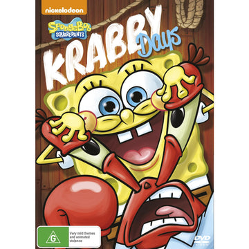 Spongebob Squarepants: Krabby Days