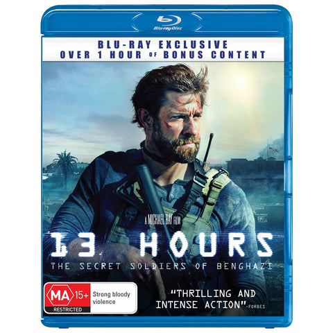 Image of 13 Hours: The Secret Soldiers Of Benghazi