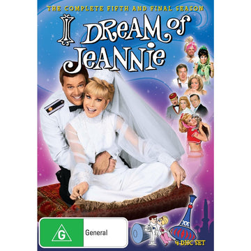 Dream Of Jeannie, I - Season 5