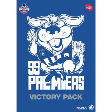 AFL - Premiers 1999 North Melbourne Victory Pack