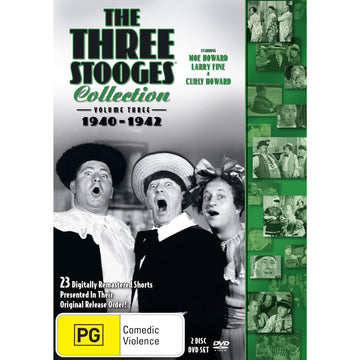 Three Stooges Collection - Volume 3