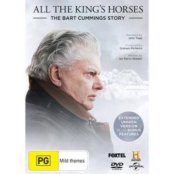 All The King's Horses: The Bart Cummings Story