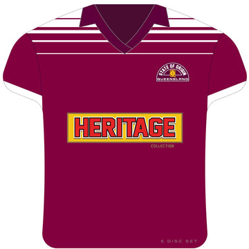 State Of Origin Queensland Heritage Collection