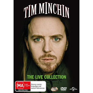 Tim Minchin: The Live Collection