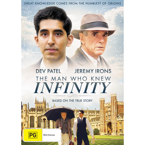 The Man Who Knew Infinity  2015 Movie Posters Classic And Vintage Films