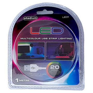 Stadium LED1 USB LED Light Strip (1M)