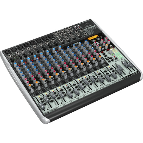 Behringer QX2222USB 16 Channel Mixer With USB, EFX
