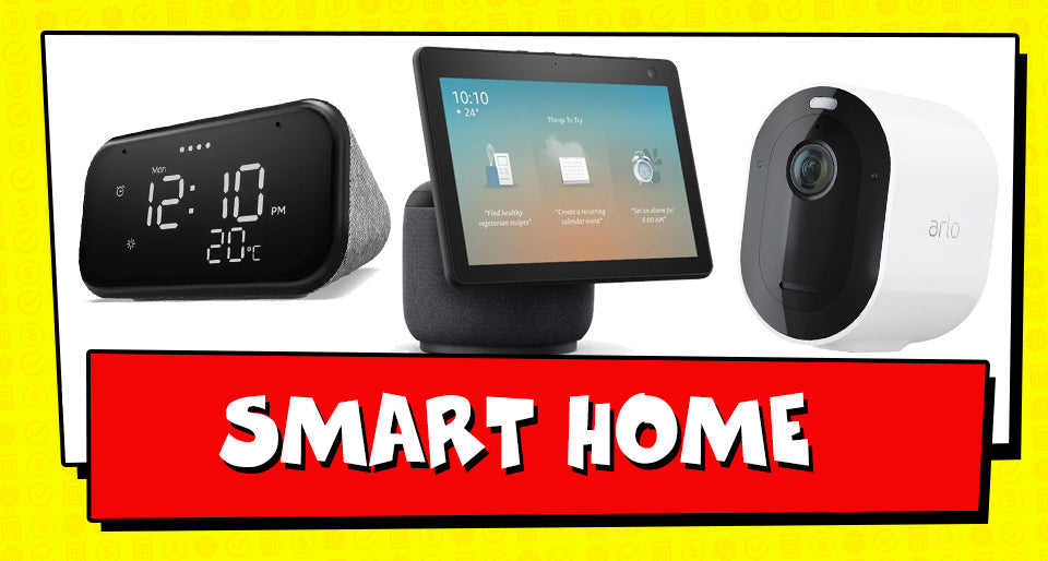 Tax Time Deals on Smart Home
