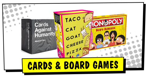 Cards & board games - See full range