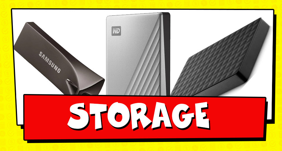 Tax Time Deals on Storage