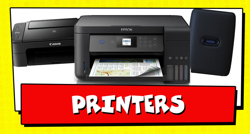 Tax Time Deals on Printers