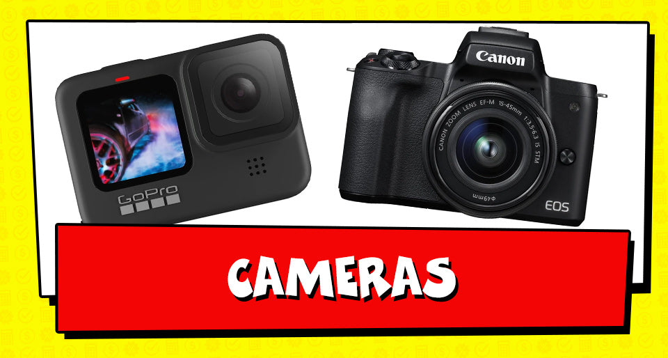 Tax Time Deals on Cameras