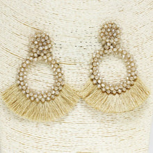 Load image into Gallery viewer, Funky Flair Fringe Earrings