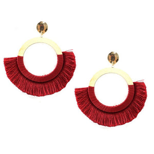 """Sassy Lady"" Statement Earrings"