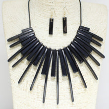"Load image into Gallery viewer, ""Finesse"" Statement Necklace"