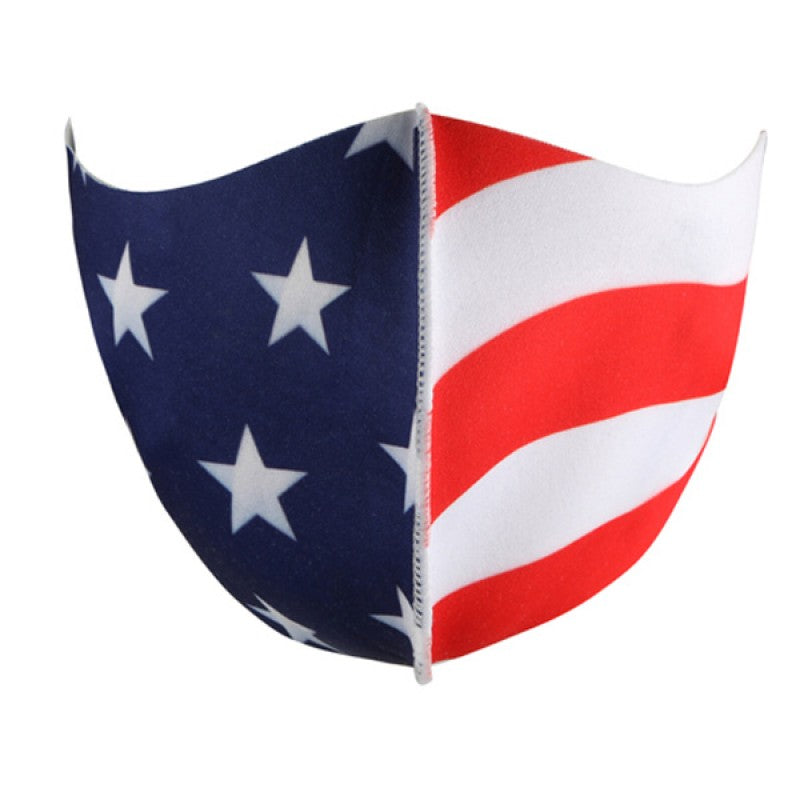 Fashion American Flag Mask