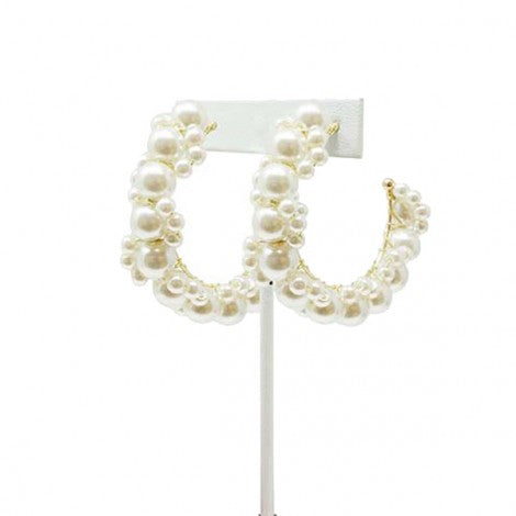 Touch of Elegance Hoops