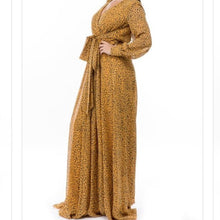 Load image into Gallery viewer, Hear Me Roar Maxi Dress
