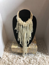 Load image into Gallery viewer, Goddess Pearl Necklace