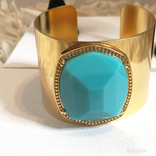 Load image into Gallery viewer, Goals Met Cuff Bracelet