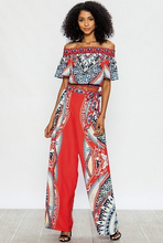 Load image into Gallery viewer, Palazzo Pant Set