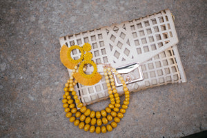 Funky Flair Statement Necklace