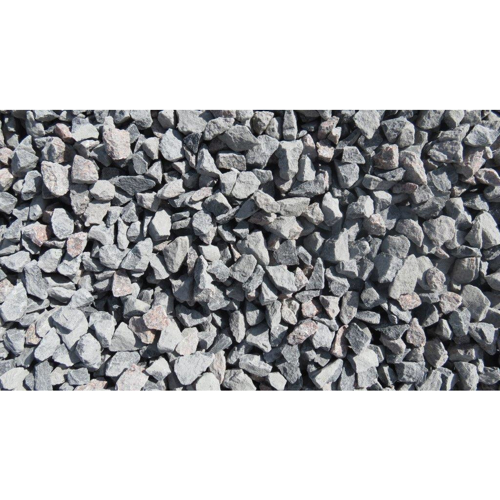 8 Ton Gravel Aggregate - Grey -13MM