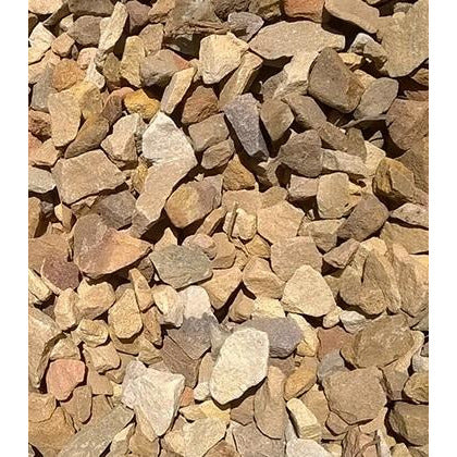 4 Ton Gravel Stone 19MM (Brown)