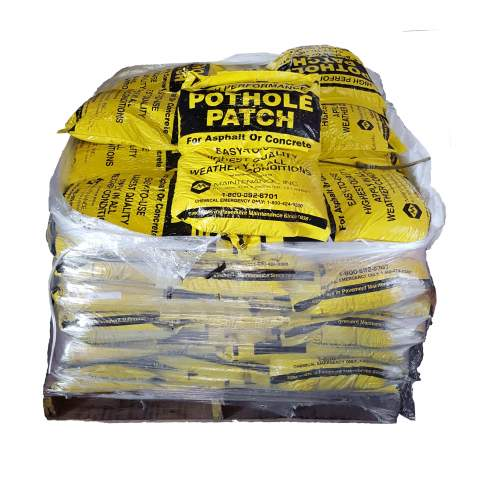 4 Ton Premix Cold Asphalt -(160 x 25Kg Bags) on Pallets