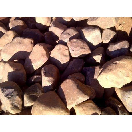 1 Ton Natural Brown Pebbles (50 x 20Kg bags)