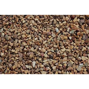 30 Ton Gravel Aggregate - Brown (13MM)