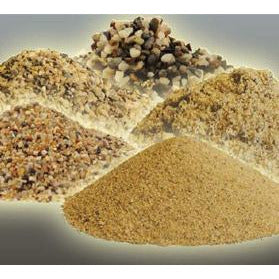10 Ton Water Filtration Grit ( 2.4mm - 4.8mm)