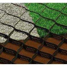 HDPE GEOCELL MULTICELLULAR GEOGRIDS (SQM)