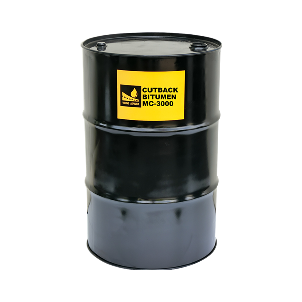 MC3000 Cutback Bitumen - 200L Drum