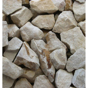 30 Ton Gabion Rock - Silica Brown