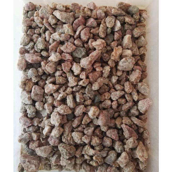 4 Ton Gravel Aggregate - Pink (13MM)