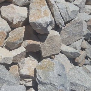 4 Ton Gabion Rock - Silica Brown