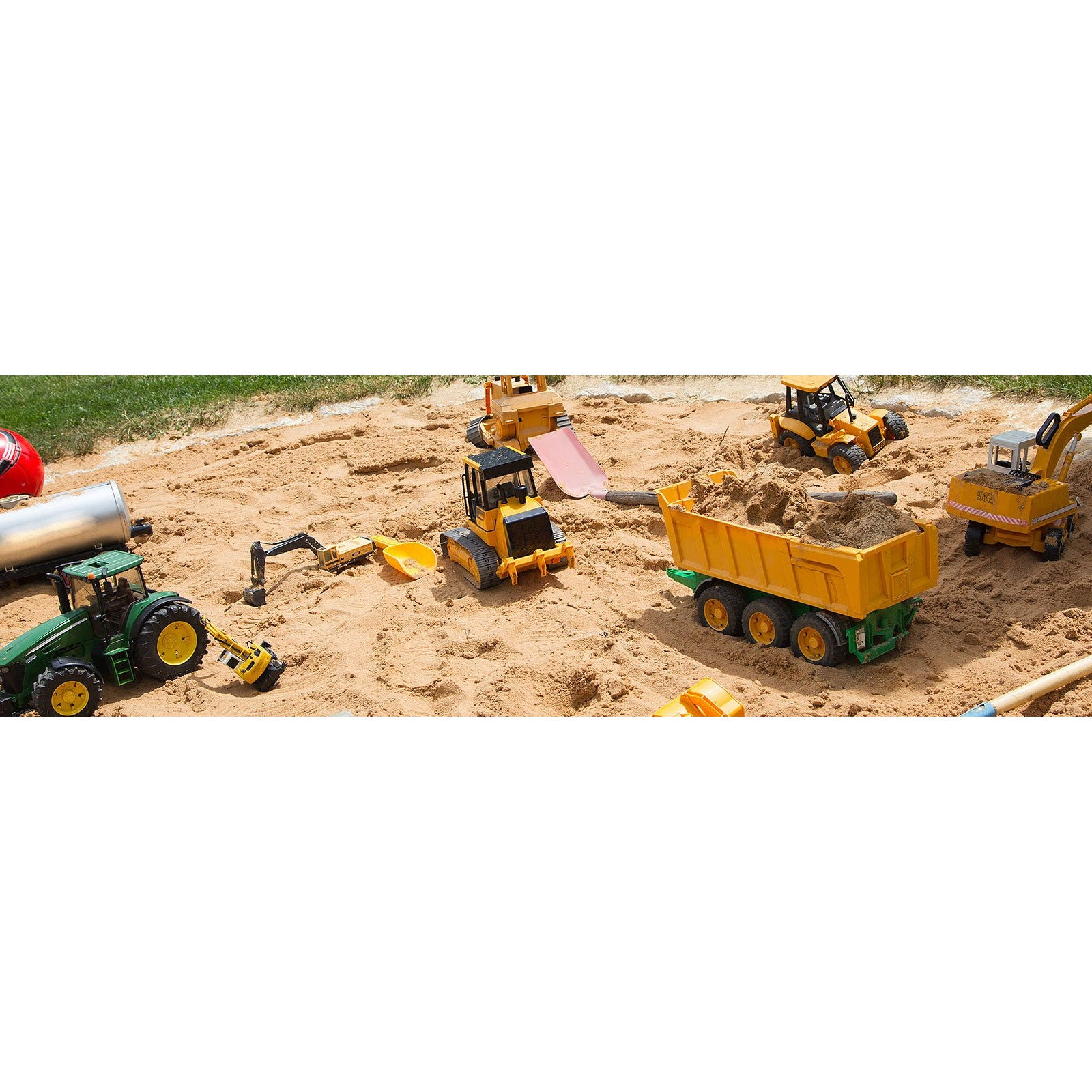 10 Ton Washed Play Pen Silica Sand