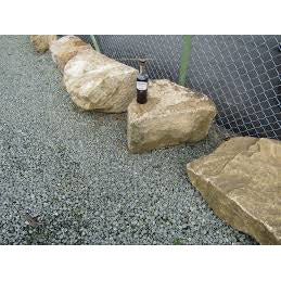 Rock Boulders - Crushed 0.3m to 0.6m