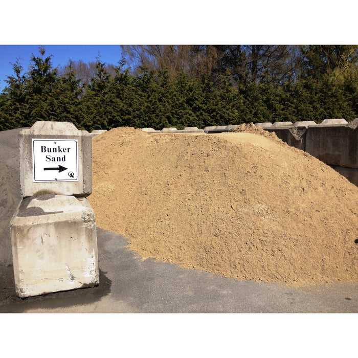 50 Cubic Bunker Sand