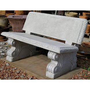 Concrete Bench - Lazyman