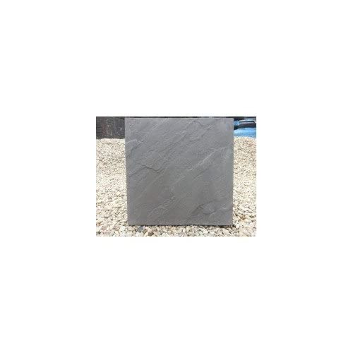 Concrete Paving Slab 450mm x 450mm x 50mm- Charcoal