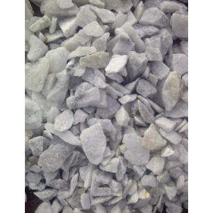 4 Ton White Crush Gravel  19MM